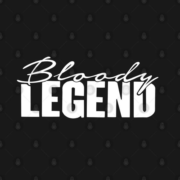 Bloody Legend - LazarBeam