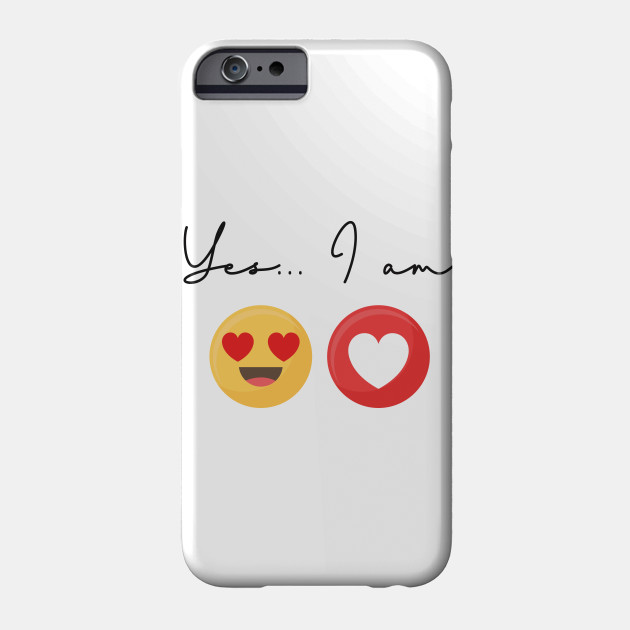 """Emoji People"" collection Phone Case"