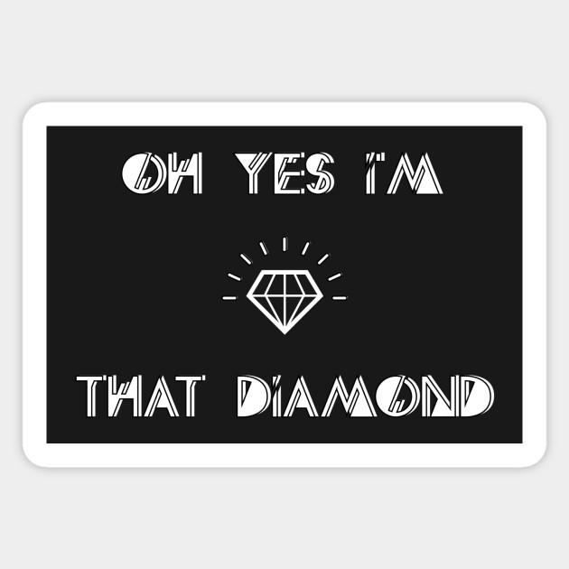 Seventeen 17 shining diamond lyrics kpop oh yes im that diamond sticker