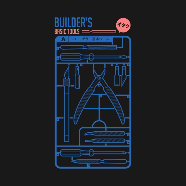Builder's Basic Tools