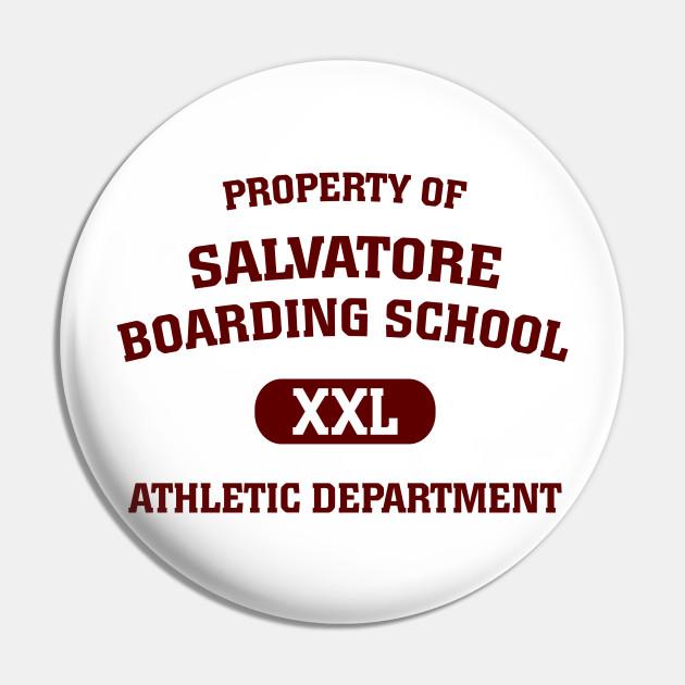 Property Of Salvatore Boarding School