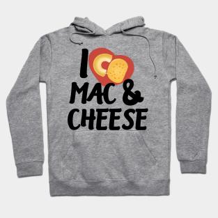 Custom Order Mac and Cheese Hoodie