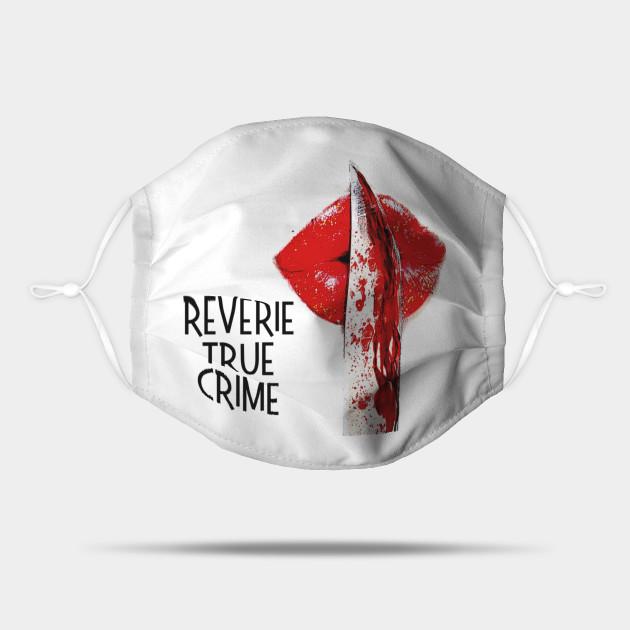 Reverie True Crime Podcast Logo