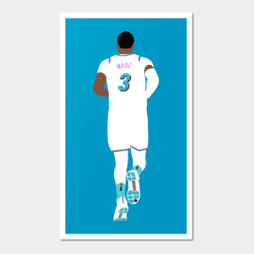ed2a2d425d1 Dwyane Wade Miami Vice Posters and Art