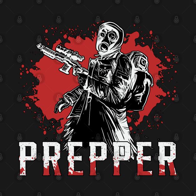 Doomsday Prepper Survival Prepping Apocalypse Gift