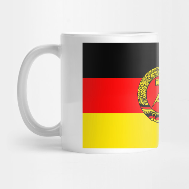 East Germany Flag by needthreads