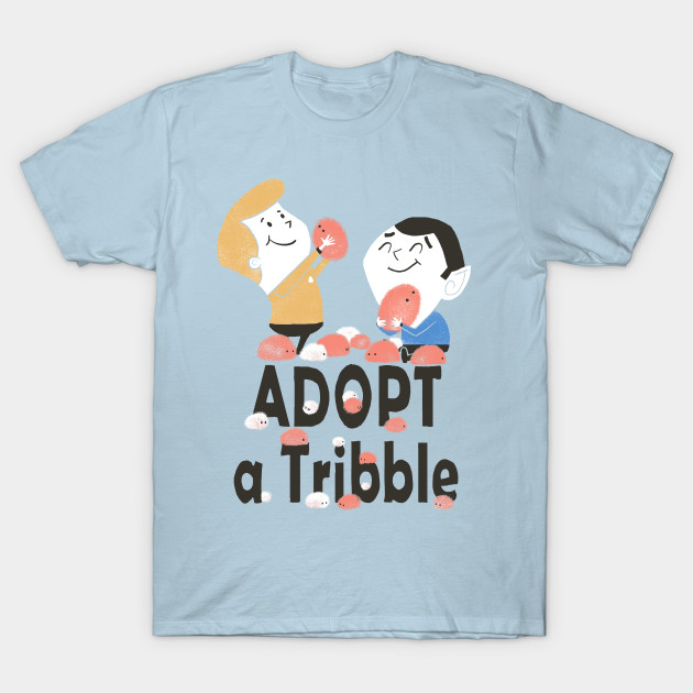 Adopt a tribble