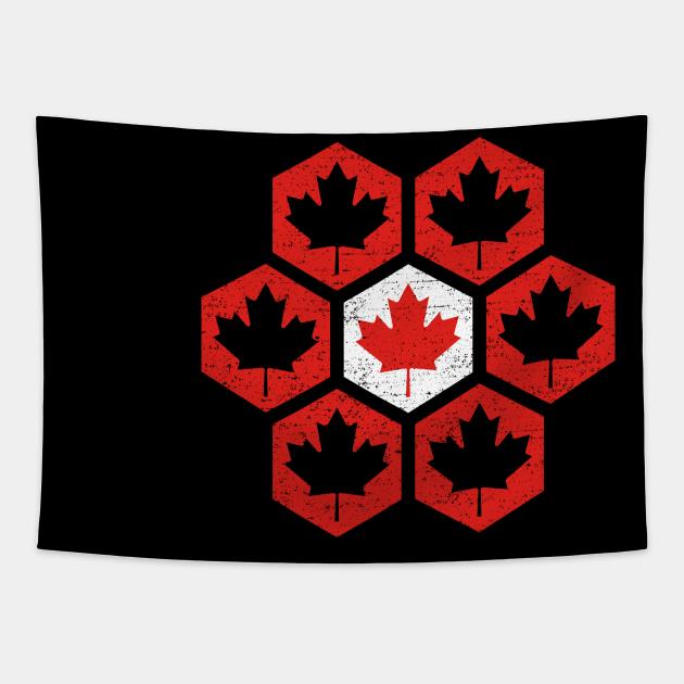 Canada - Maple Leaf - Hex
