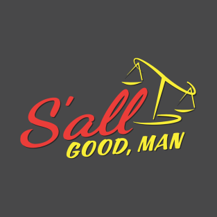 S'all Good, Man Logo