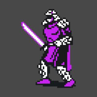 Pixel Shredder t-shirts