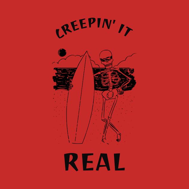 Creepin' It Real