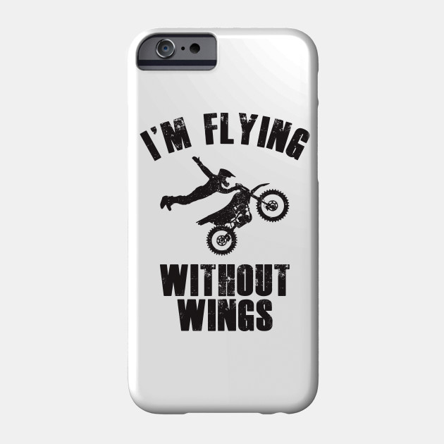 MOTOCROSS FLYING WITHOUT WINGS B