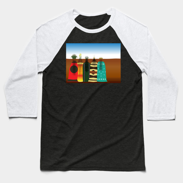 Indigenous Roots no text Baseball T-Shirt