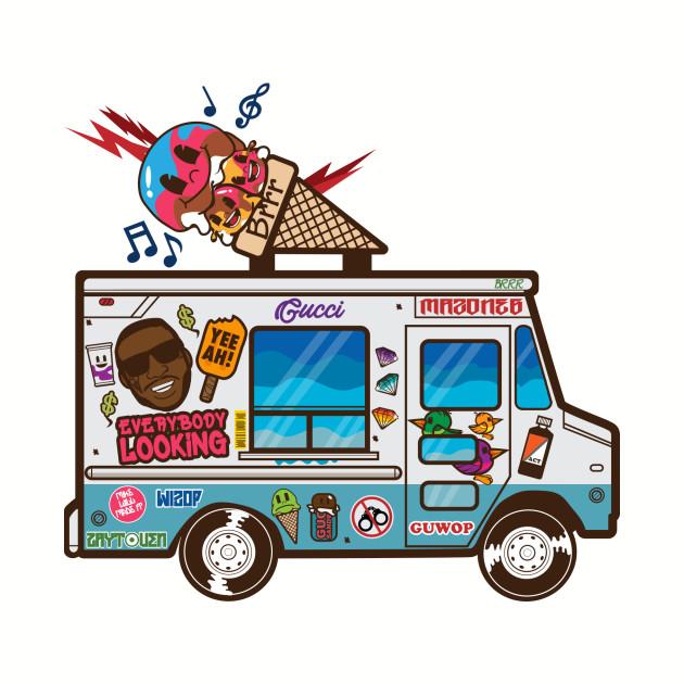 Guwop's Ice Cream Truck