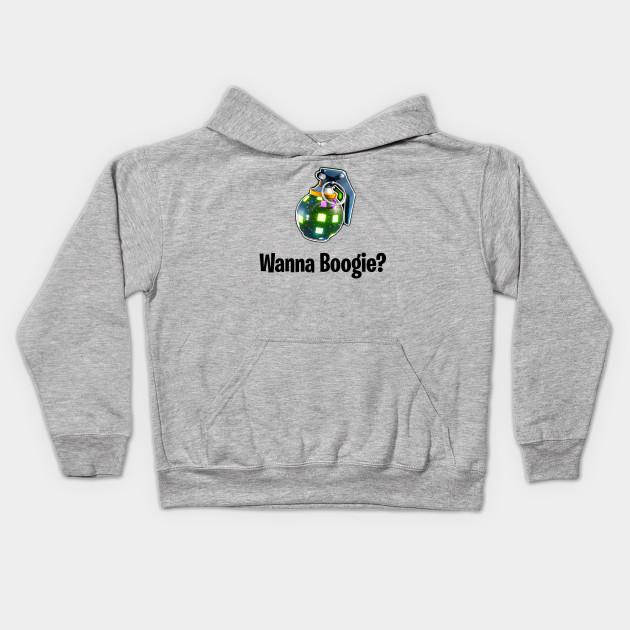 Fortnite Battle Royale Wanna Boogie Funny Gamer Shirt
