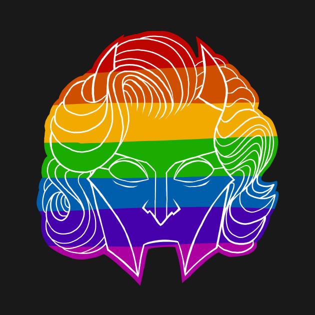 Gay Pride Ghoulette
