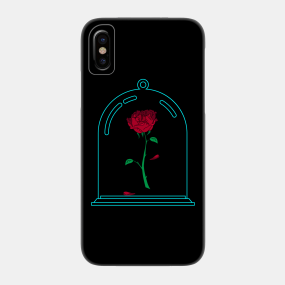 separation shoes fb89d 29d65 Enchanted Rose Phone Cases - iPhone and Android | TeePublic