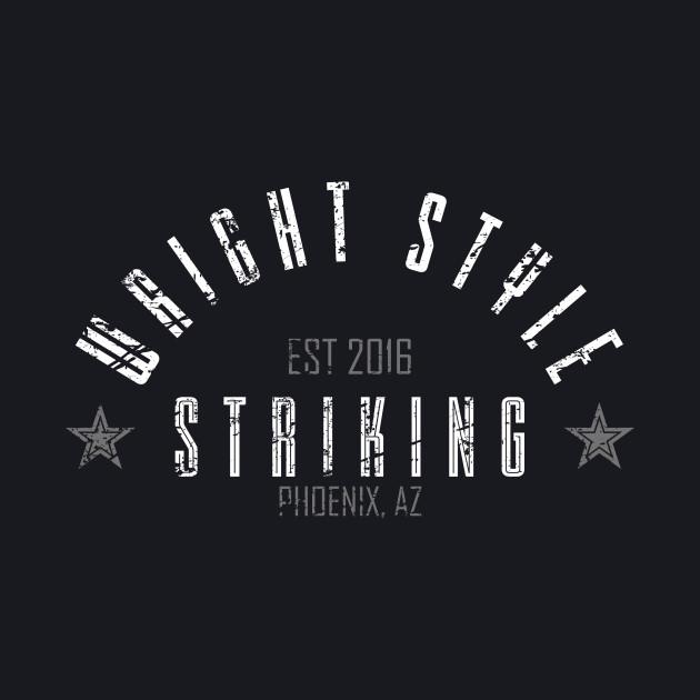 Wright Style Striking