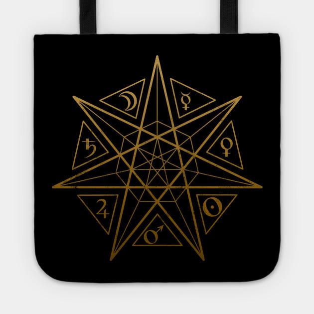 Alchemy 7 Pointed Star