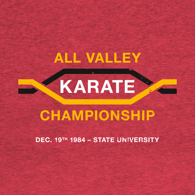 All Valley Karate Championship (aged look)