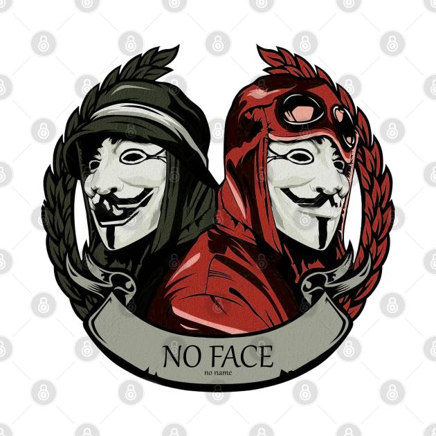 no face no name