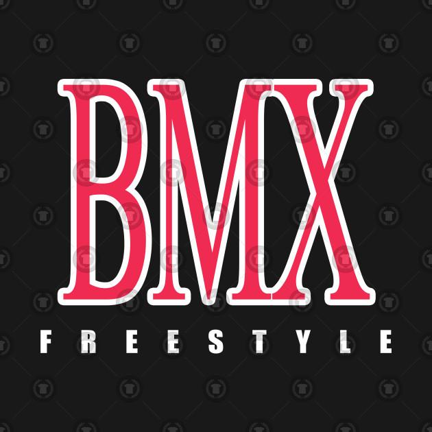 BMX T-SHIRT BMX FREESTYLE