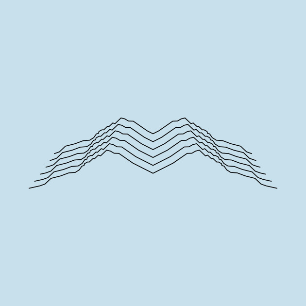Mountains Lines