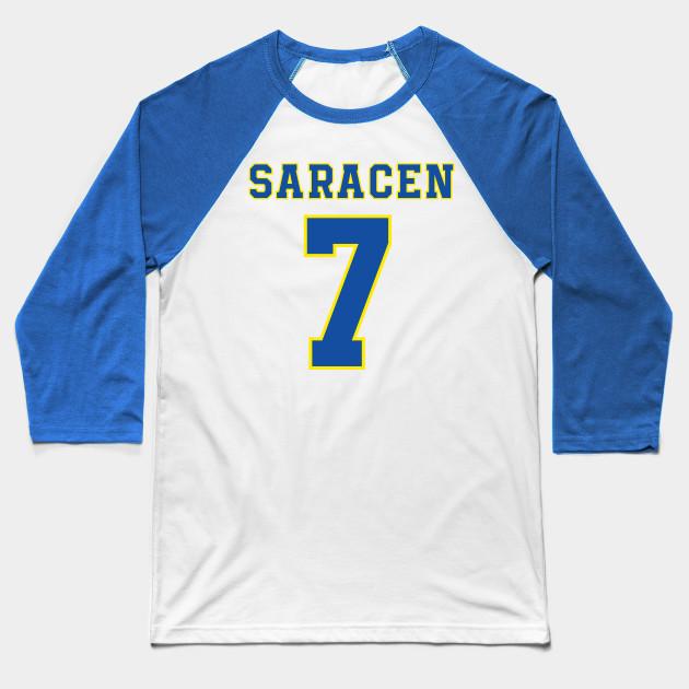 Matt Saracen - Dillon Panthers Jersey - Saracen - Baseball T-Shirt ... a0b986ec777b