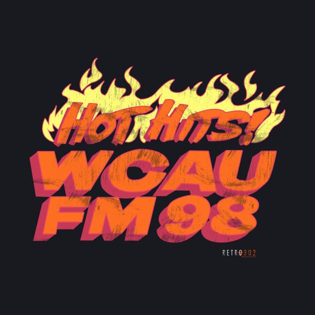 Hot Hits! WCAU FM!