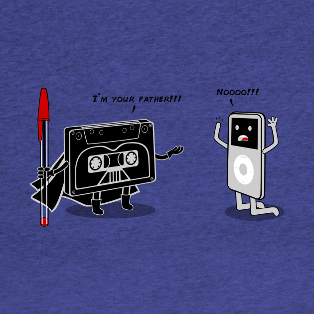 I´m your father!!!