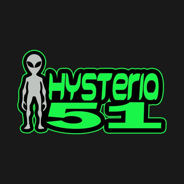 Hysteria 51 - The Shirt!