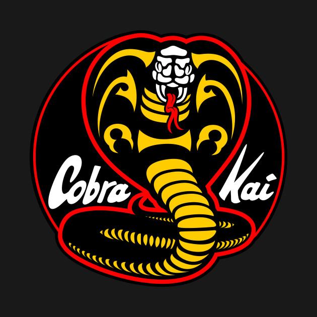 Cobra Kai logo - Cobra Kai Logo - Sudadera con Gorro ...
