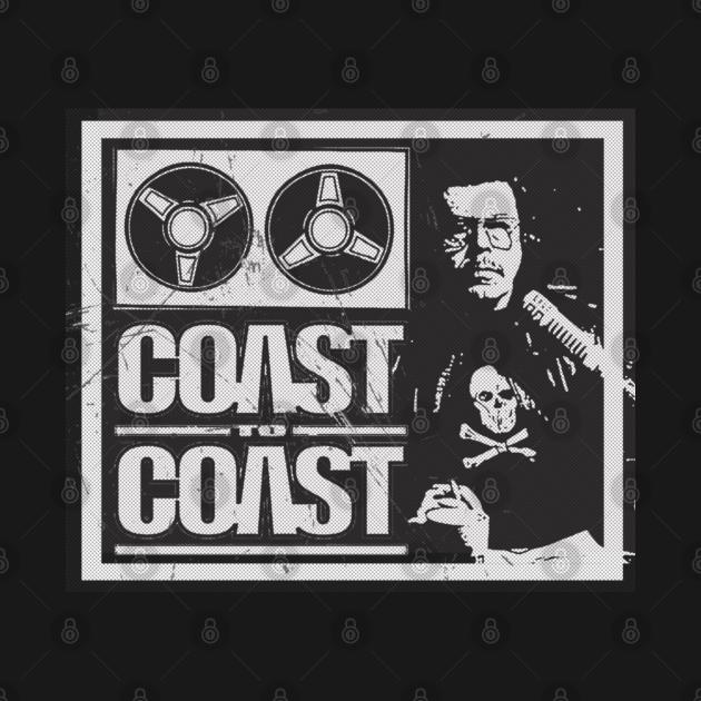 Coast to Coast - Art Bell Fan Art