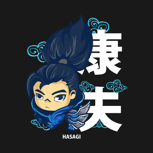 Yasuo League of Legends