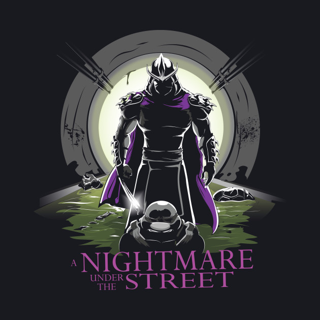 A Nightmare Under the Street