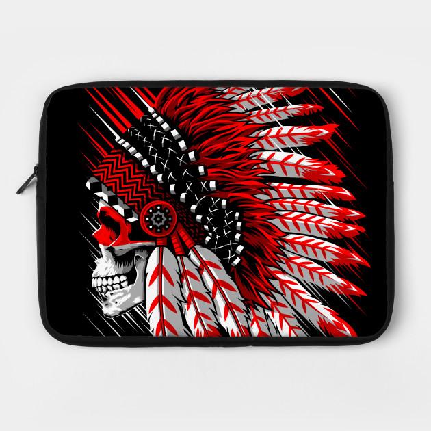 Indian Chief Skull