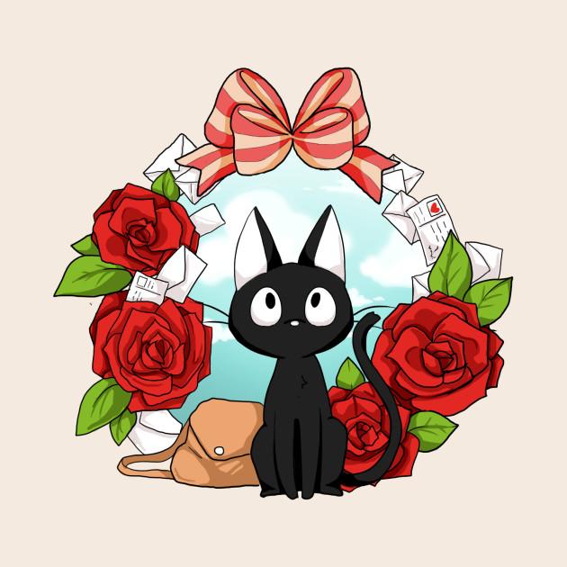 Jiji - Kiki's delivery service Cat