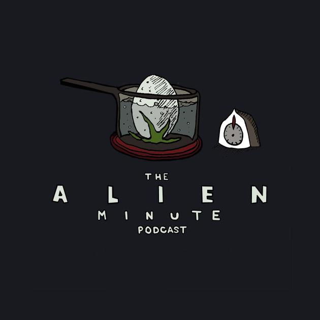 Alien Minute Logo Tee