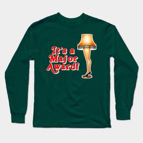 60955238c384 It s a Major Award! Long Sleeve T-Shirt