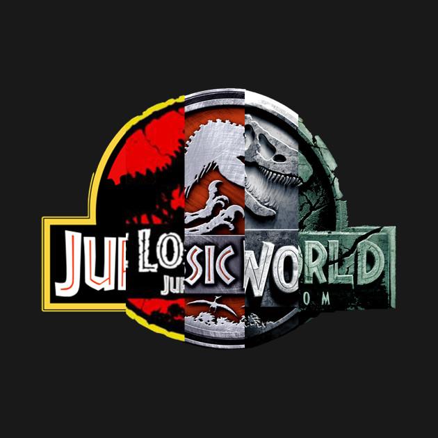 7cdf1cbef62 Jurassic World Franchise Fan T-shirt Limited edition by joetee