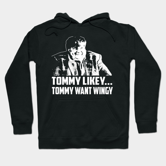 Chris Farley Tommy likey Tommy want wingy