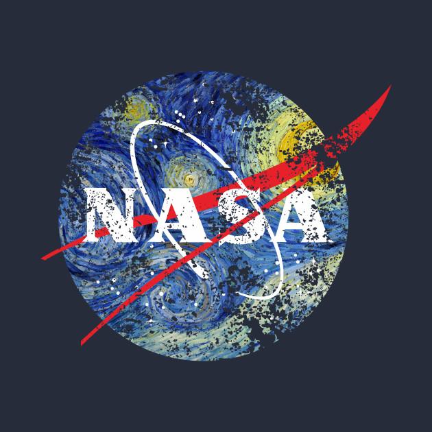 Nasa Starlight distressed