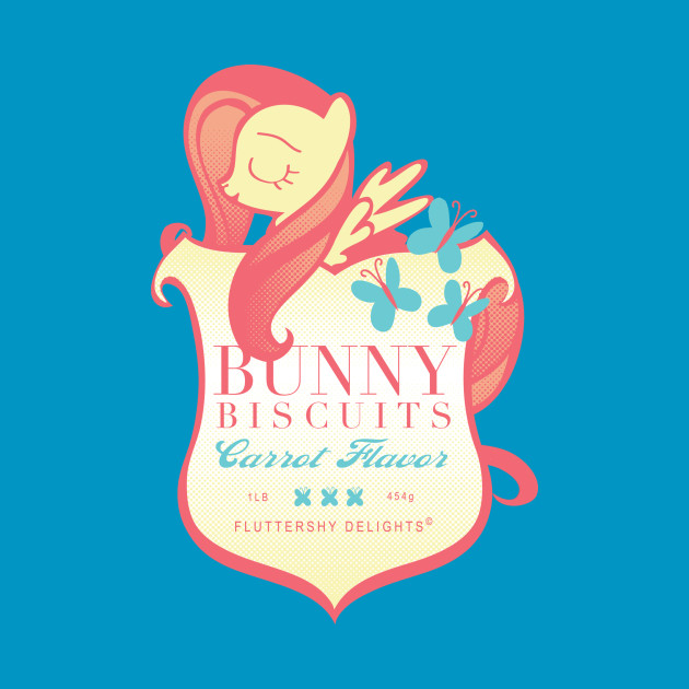Fluttershy's Bunny Biscuits