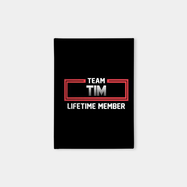 Team Tim Lifetime Member | Tim FirstName | Tim Family Name | Tim Surname | Tim Name