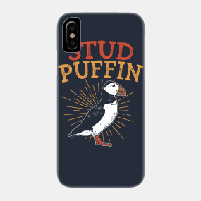 Puffin Phone Cases - iPhone and Android | TeePublic