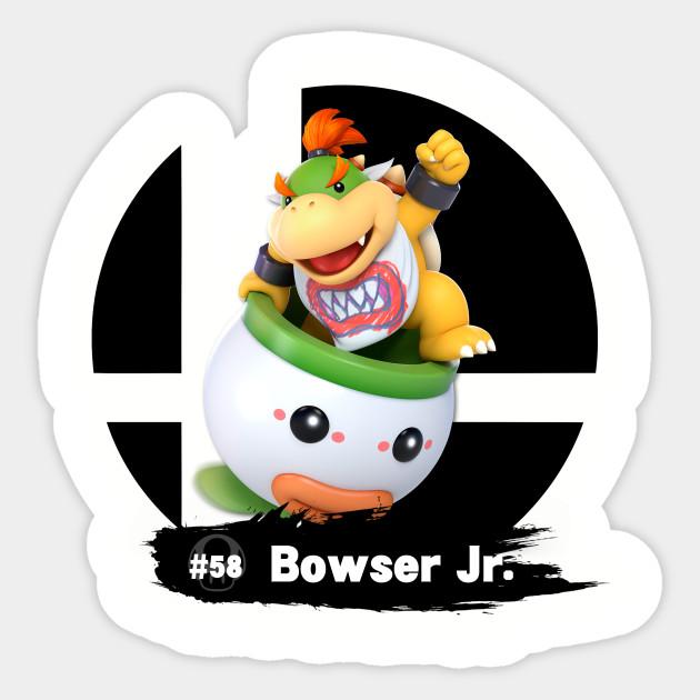 Super Smash Bros Ultimate 58 Bowser Jr