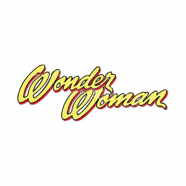 Wonder Woman vintage