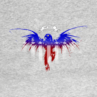 BIOSHOCK Infinite Songbird t-shirts