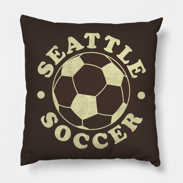 Vintage Seattle Soccer