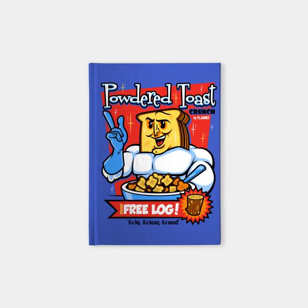Powdered Toast Crunch Man